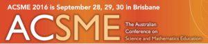 ACSME 2016 banner