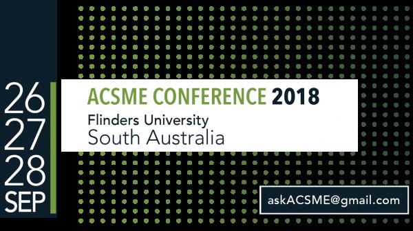 ACSME 2018