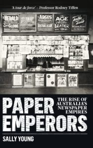 Front cover of Paper Emperors
