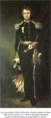 Sir Francis Grant (1803-1878) artist. Charles Joseph La Trobe, 1855. Oil on canvas.