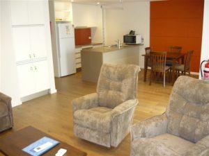 Lounge/Kitchen, Miller St