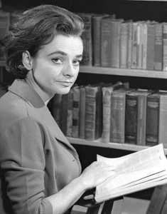 Jacqueline Hill as Barbara Wright