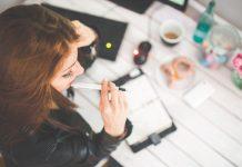 Study girl