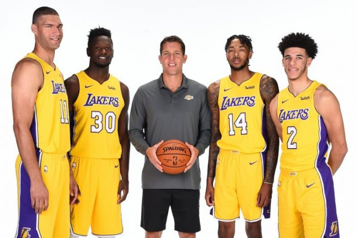 The future is bright for the Lakers. Image  Getty. The Los Angeles ... 0cd612e7c