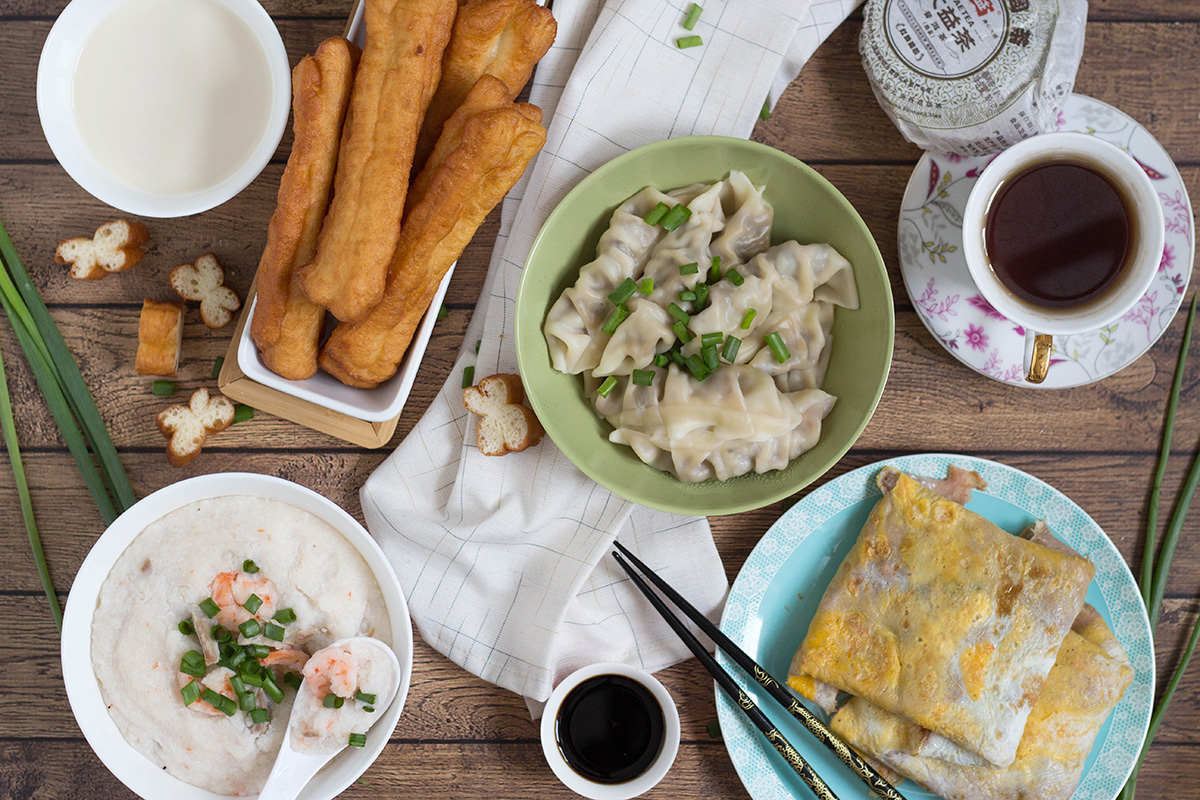 Five traditional Chinese breakfasts you should try   D•Scribe
