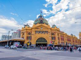 Melbourne. Photo supplied by Lyu Zhi xian
