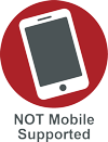 NOT Mobile Supported