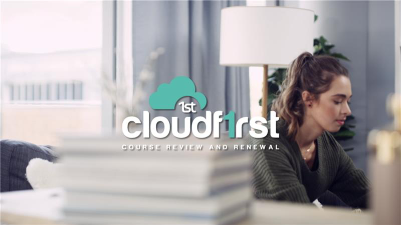CloudFirst102 Lockdown Edition Workshops