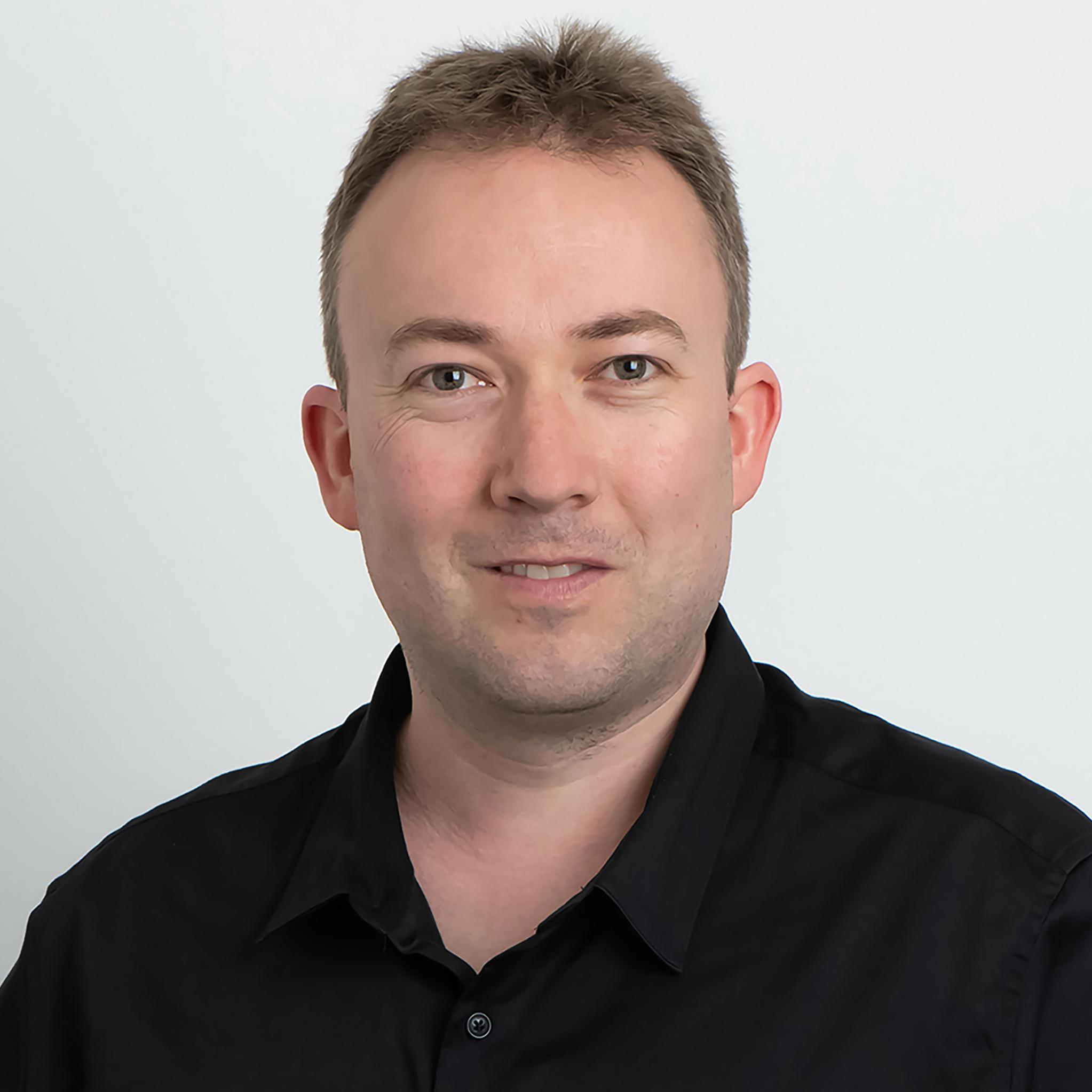 Photograph of 2019 citation winner - Adam Brown