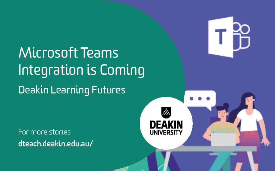Microsoft Teams Integration is Coming
