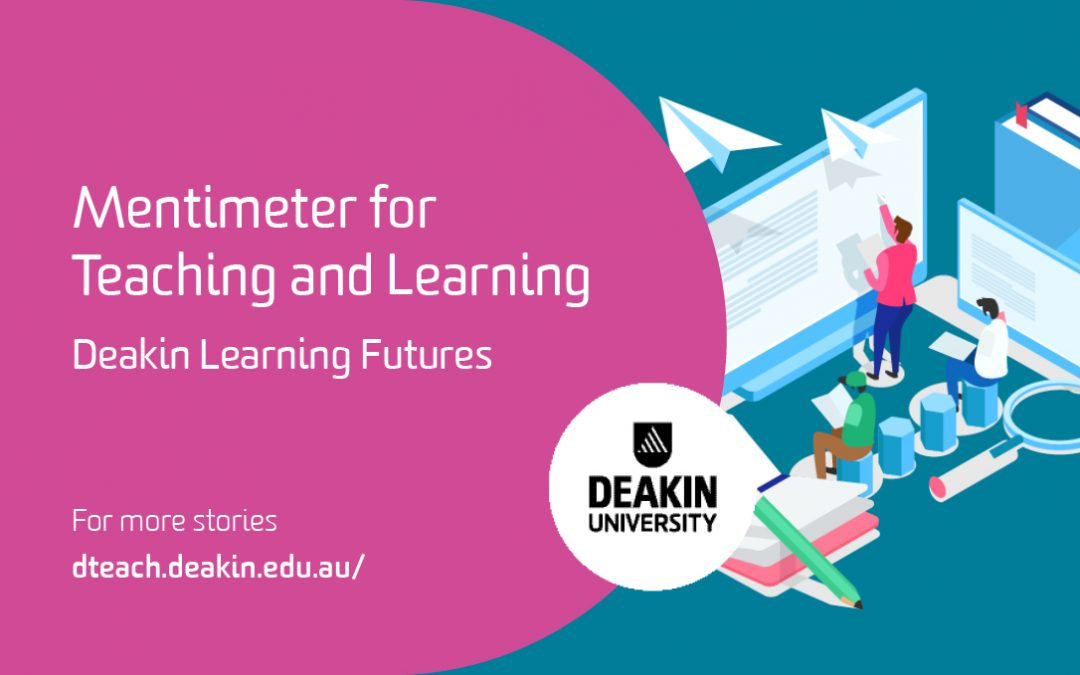 Mentimeter for Teaching and Learning