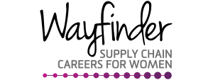Wayfinder: Supply Chain Careers for Women Logo